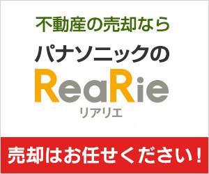 パナソニック ReaRie(リアリエ)【媒介契約完了】